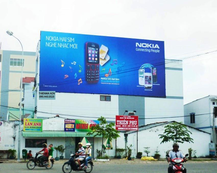 Biển bạt pano quảng cáo