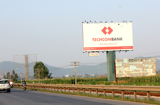 Biển Techcombank
