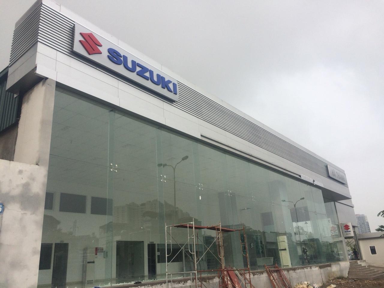 suzuki hà thành